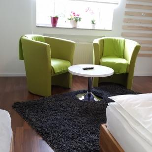 Gästezimmer Fischer in Dormagen, Zimmer 2 (Zimmeransicht)
