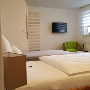 Gästezimmer Fischer in Dormagen, Zimmer 3 (Zimmeransicht)